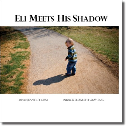Eli Meets His Shadow CVR LG