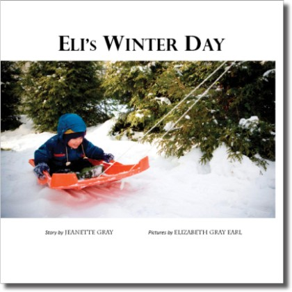 Eli's Winter Day CVR LG