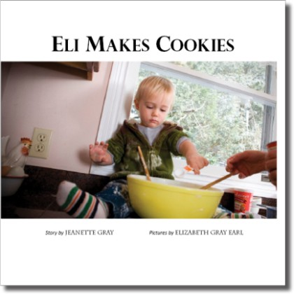 Eli Makes Cookies CVRLG