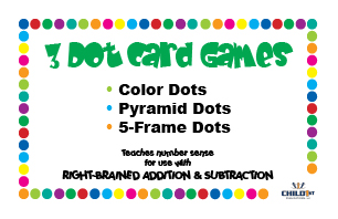 MATH Dot Cards