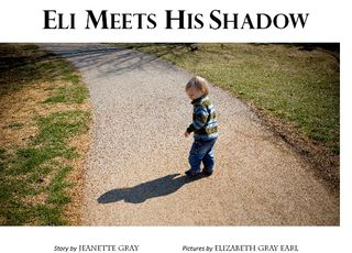 Eli Meets His Shadow COVER square